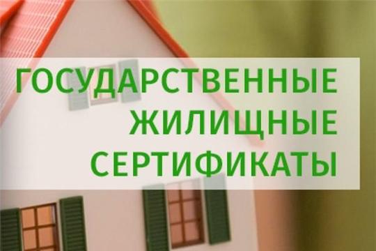 Государственный жилищный сертификат– гражданам, признанным в установленном порядке вынужденными переселенцами