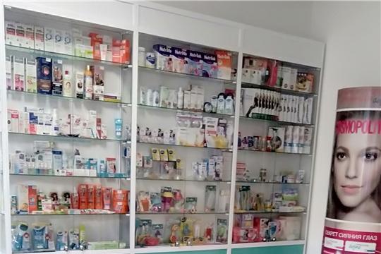 В Калининском районе Чебоксар обследованы аптеки на предмет реализации спиртосодержащих средств
