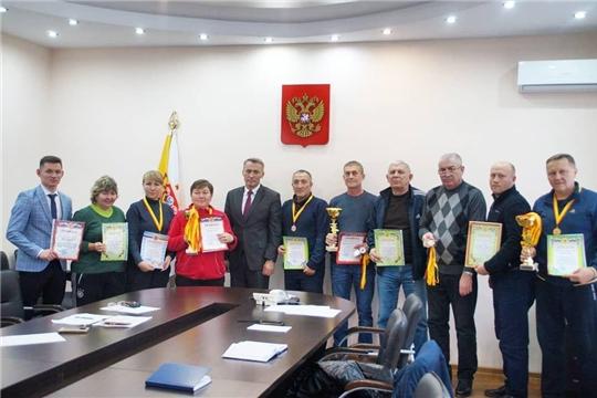 Педагоги Калининского района выбирают здоровый образ жизни!