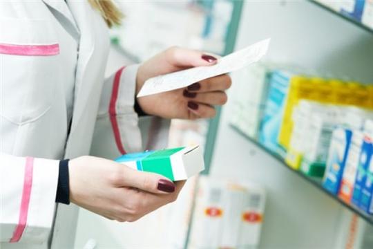 В Чебоксарах идет мониторинг работы аптек по соблюдению законодательства в области продажи спиртосодержащей продукции