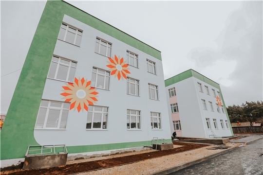 Заволжье развивается: до конца года завершится строительство детского сада