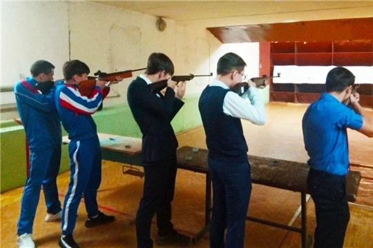 В Калининском районе состоялось первенство по стрельбе, посвященное Всероссийскому дню Призывника