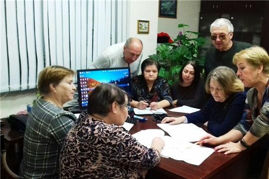 ТОСы Калининского района обсуждают проекты благоустройства