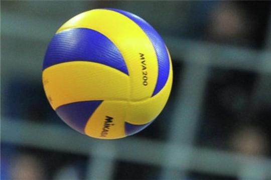 16 ноября состоится состоится турнир по волейболу среди любительских команд города Чебоксары