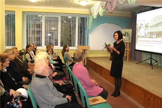 В Чебоксарах состоялась встреча в честь 110-летия заслуженных художников России Акцыновых