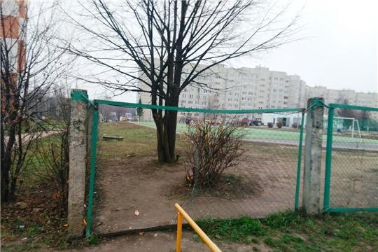 В Новоюжном районе г.Чебоксары состоялся субботний обход территорий руководителями городского хозяйства