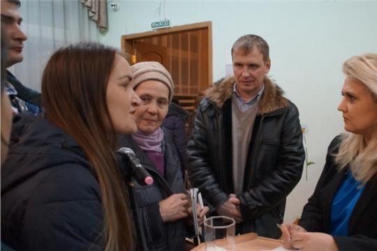 В рамках проекта «Открытый город» пройдет встреча с жителями Калининского района г. Чебоксары