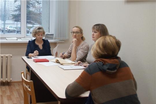 Калининский район: проведен прием граждан по личным вопросам