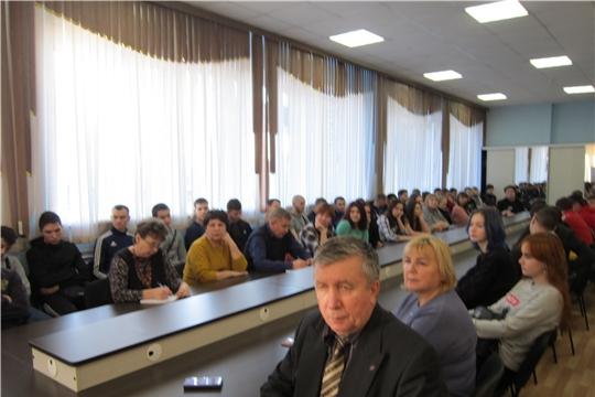 Калининский район: в Едином информдне приняло участие более 450 человек