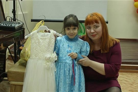 День именниника отметили в Чебоксарском центре для детей-сирот и детей, оставшихся без попечения родителей