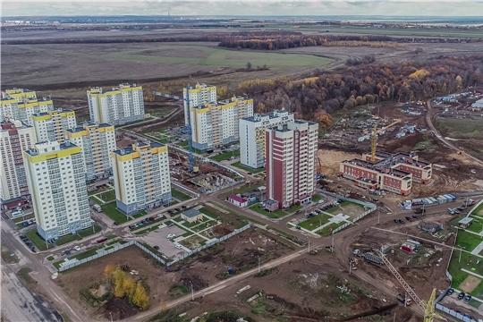 В мкр Солнечный по нацпроектам «Демография» и «Жилье и городская среда» завершают строительство двух объектов