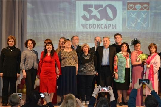 В доме культуры «Южный» прошел Всероссийский эстрадный конкурс ВОС «Живое слово»