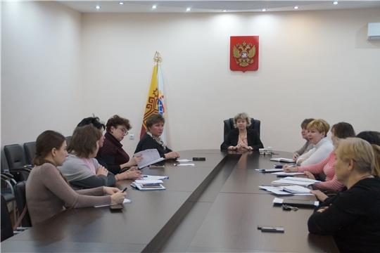 В Калининском районе еженедельно проводятся координационные совещания комиссии по делам несовершеннолетних и защите их прав