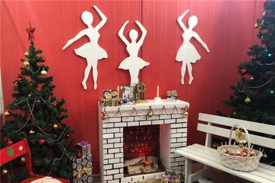 Новогоднее настроение создают предприятия торговли Калининского района