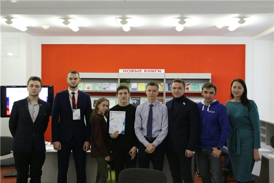 Молодежное правительство Калининского района провело дебаты, приуроченные ко Дню Конституции