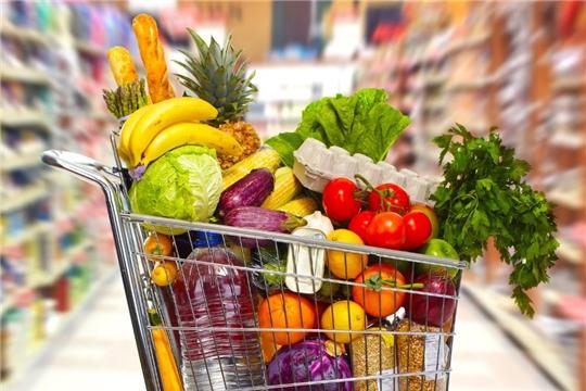 В Калининском районе проведён мониторинг цен на социально значимые продукты питания