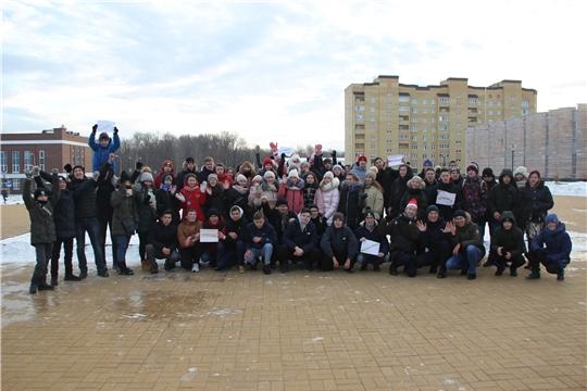"""В Калининском районе прошла тематическая квест-игра """"Новогодний беспредел"""""""