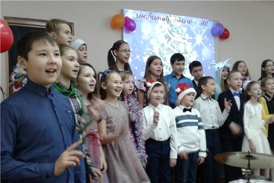 Учреждения Калининского района участвуют в марафоне «Новогодняя Республика», посвященном 100-летию образования Чувашской автономной области