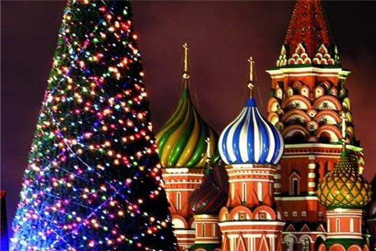 Воспитанница Чебоксарского центра поехала на Кремлевскую елку в Москву