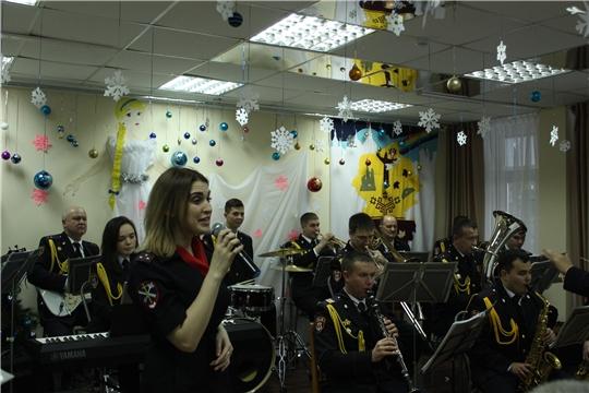 Праздничное мероприятие «Волшебство новогодней сказки» состоялось в чебоксарском центре