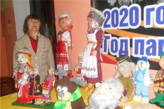 Районные мастера рукоделия участвуют в республиканском конкурсе  национальной куклы