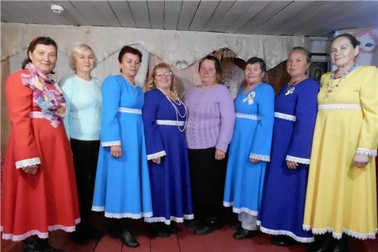Выездной концерт ансамбля «Суларушка» в Липовский сельский клуб