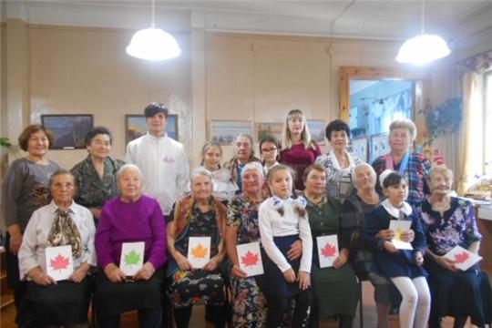 В рамках декады уважения старшего поколения в музее Лобачевского прошла теплая встреча