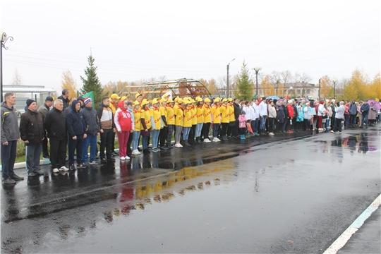 Козловчане присоединились к Всероссийскому Дню ходьбы