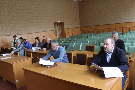 Состоялось совместное заседание постоянных комиссий Собрания депутатов Козловского района