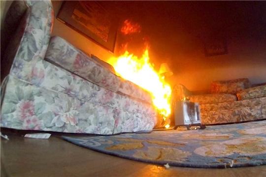 Меры пожарной безопасности при использовании отопительных систем и приборов