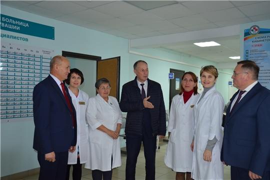 В Козловском районе прошел Единый информационный день