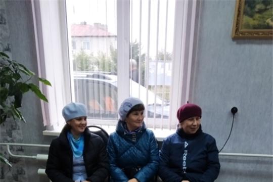 15 октября в администрации Тюрлеминского сельского поселения прошел прием граждан по личным вопросам