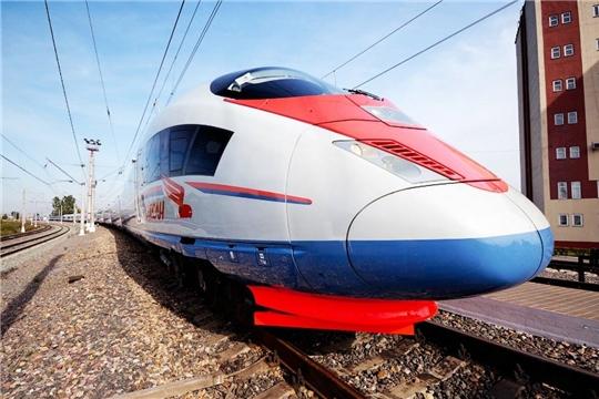Продолжается проектирование высокоскоростной железнодорожной магистрали «Москва – Казань - Екатеринбург» (ВСМ-2)