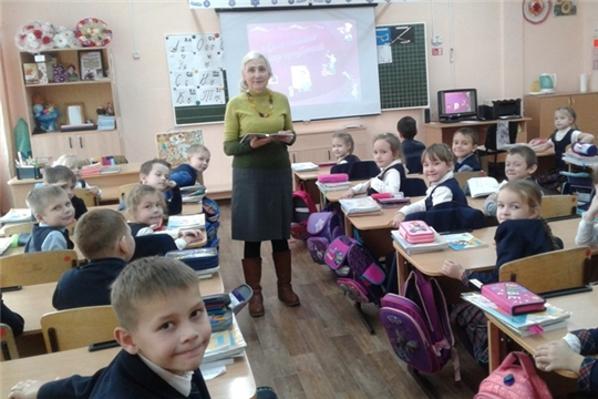 Детский отдел межпоселенческой библиотеки рассказывает детям  о  профессиях