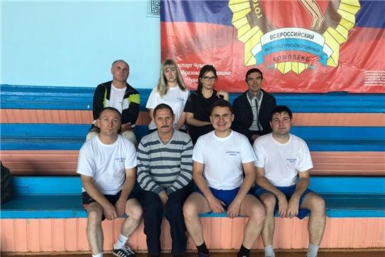 В Новочебоксарске состоялись соревнования по волейболу в рамках XVIII Спартакиады работников органов государственной власти Чувашской Республики и органов местного самоуправления