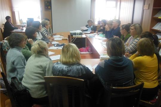 Октябрьский семинар библиотечных работников