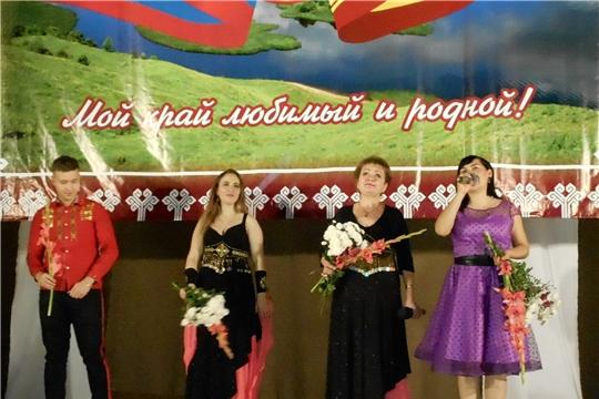 Концерт в честь дня народного единства в Еметкинском СДК