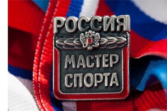 В полку мастеров спорта России и «международников» очередное пополнение
