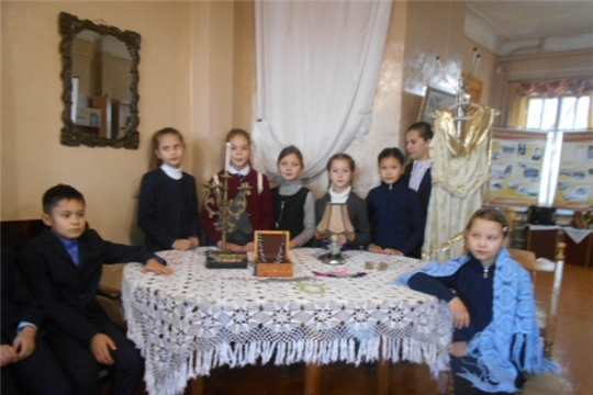 Дом-музей Лобачевского в год театра