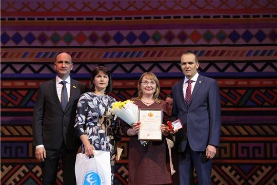 Женсовет Козловского района – на праздновании Дня матери  в г. Чебоксары
