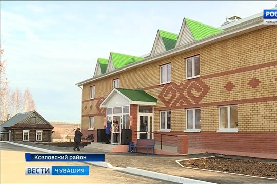 В селе Аттиково заработал новый дом культуры