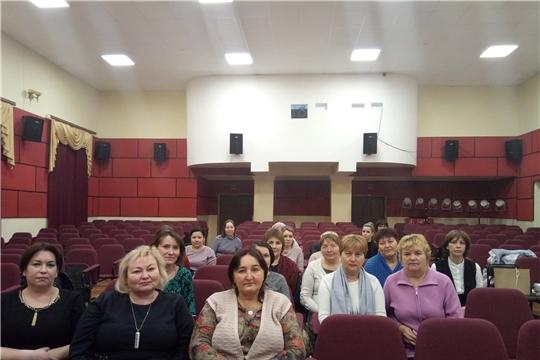 Семинар-совещание для организаций – источников комплектования Козловского районного архива