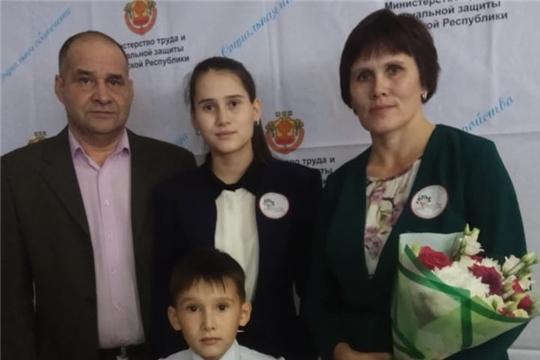 Семья Архиповых из села Байгулово – участница республиканского конкурса «Семья года-2019»