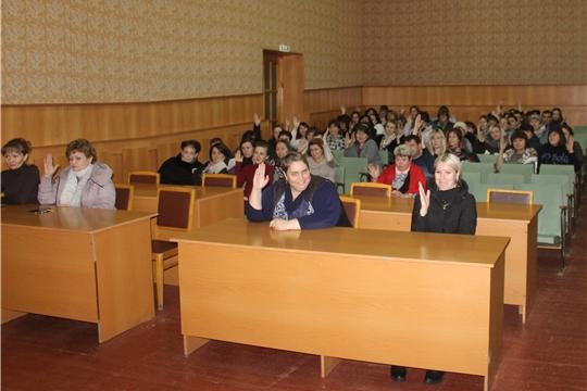 В администрации Козловского района состоялись публичные слушания по обсуждению проекта районного бюджета Козловского района Чувашской Республики на 2020 год и на плановый 2021 и 2022 годов