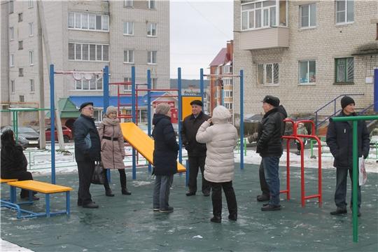 В рамках реализации проекта «Формирование комфортной городской среды»