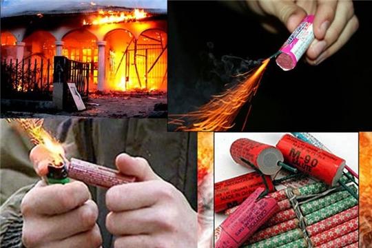 Правила хранения и требования безопасности при реализации пиротехнических изделий.