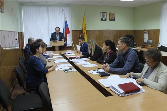 Состоялось заседание антинаркотической комиссии в Козловском районе
