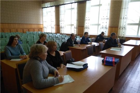 Сегодня в актовом зале администрации Козловского района состоялось второе заседание Комиссии по проведению Всероссийской переписи населения 2020 года на территории Козловского района