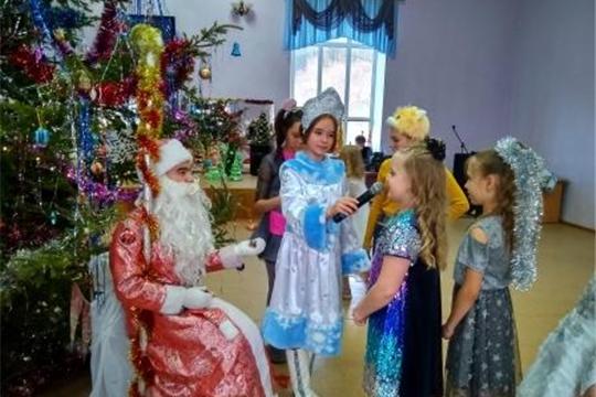 «Чудеса под Новый год» в «Подсолнухе»