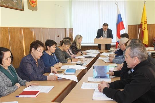 Итоговое заседание комиссии по профилактике правонарушений в Козловском районе